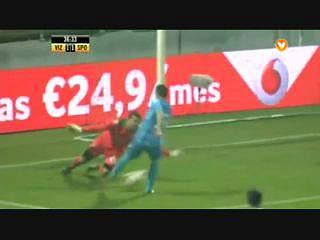 Taça de Portugal (Oitavos de Final): Resumo Vizela 2-3 Sporting