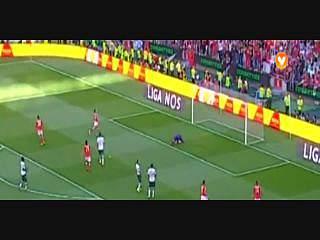 Benfica, Jogada, Lima, 57m