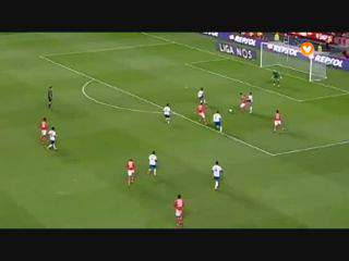 Benfica, Jogada, K. Mitroglou, 68m