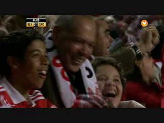 Benfica, Golo, Cardozo, 44m, 3-1