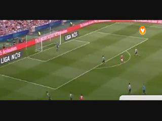 Benfica, Jogada, Salvio, 55m