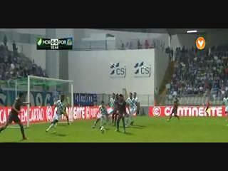 Resultado ao Intervalo – Moreirense 0-1 FC Porto