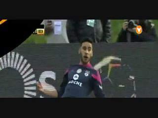 Benfica, Golo, Salvio, 5m, 0-1
