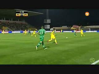 Liga (27ª J): Resumo P. Ferreira 1-1 Sporting