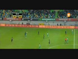 Liga (13ª J): Resumo Sporting 1-1 Moreirense