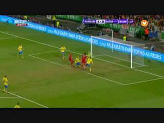 Portugal, Jogada, Ronaldo, 83m