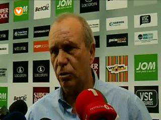"José Pereira: ""Dar tranquilidade aos jogadores"""
