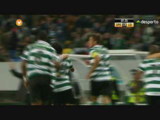 Últimos golos marcados por Sporting e FC Porto