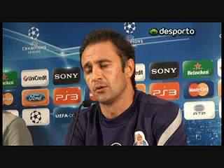 Vítor Pereira «FC Porto não vai perder comigo»