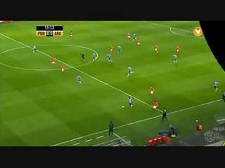 FC Porto, Jogada, Fabiano, 11m