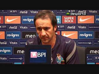 Vítor Pereira «Não será o mesmo FC Porto da época»