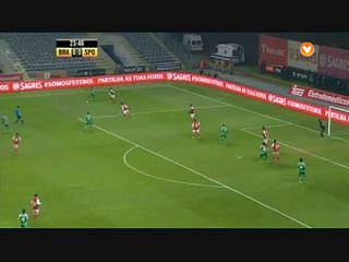 I Liga (16J): Resumo Sp. Braga 0-1 Sporting