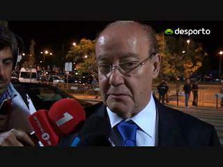 Pinto da Costa: «Este foi um passo importante»