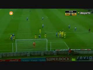 Liga (9ª J): FC Porto 3-0 Paços de Ferreira