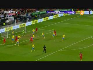 Portugal, Jogada, Ronaldo, 39m