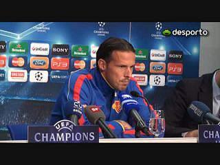 Streller «Benfica vai respeitar-nos»