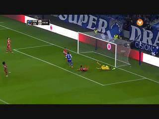 FC Porto, Golo, M. Marega, 80m, 2-0