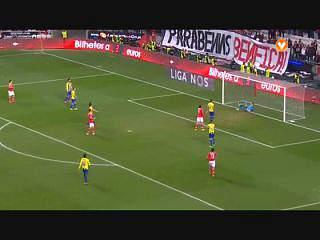 Benfica, Jogada, Gonçalo Guedes , 92m