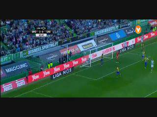 Sporting, Jogada, Téo Gutierrez, 44m