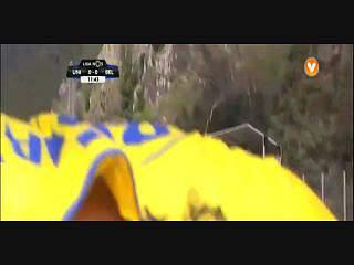 U. Madeira, Jogada, Danilo Dias , 11m