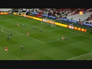 Benfica, Jogada, Maxi, 45m