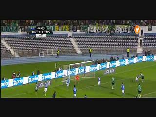 Sporting, Golo, Gutiérrez, 78m, 1-5