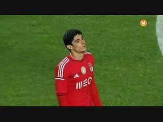 Benfica, Jogada, Gonçalo Guedes, 51m