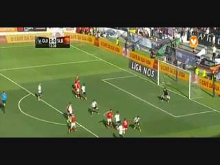 Liga (33ª J): Resumo V. Guimarães 0-0 Benfica