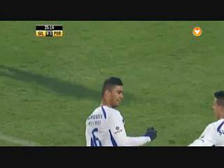 FC Porto, Golo, Casemiro, 36m, 0-1