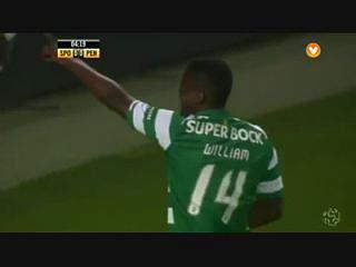 Sporting, Golo, William Carvalho, 5m, 1-0