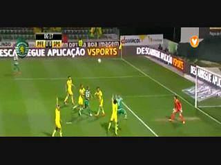 Resumo: P. Ferreira, 1 - Sporting, 1