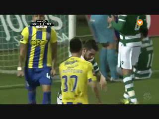 Sporting, Jogada, Paulo Oliveira, 58m
