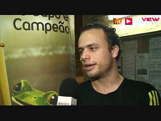 Final da Taça SAPO VS EMPARK - Flash Interview Rui Catalão