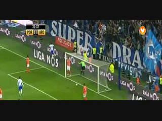 FC Porto, Golo, Aboubakar, 32m, 1-0