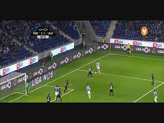 FC Porto, Jogada, Tello, 85m