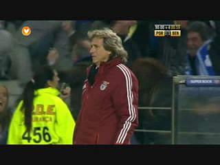 FC Porto-Benfica: Jorge Jesus