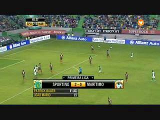 Sporting, Jogada, Montero, 41m