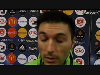 Cristiano «Foi um jogo especial»