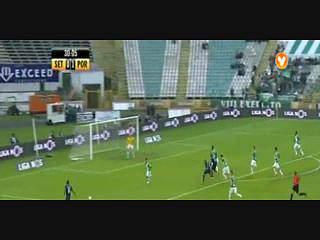 FC Porto, Jogada, Quaresma, 30m