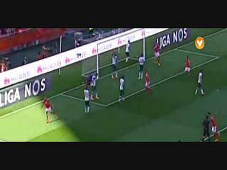 Benfica, Golo, Lima, 6m, 1-0