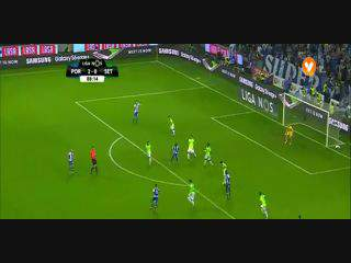 FC Porto, Jogada, Tello, 88m