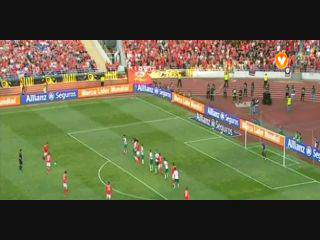 Taça da Liga (Final): Resumo Benfica 2-1 Marítimo
