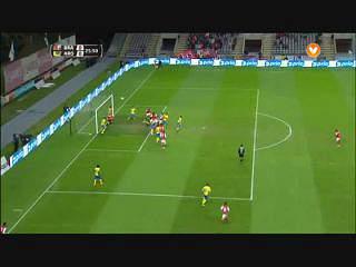Resultado ao Intervalo – Sp. Braga 0-0 Arouca