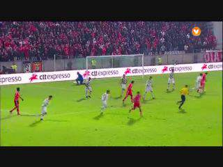 Benfica, Jogada, Gaitán, 56m