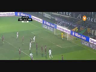 V. Guimarães, Golo, B. Saré, 4m, 1-0