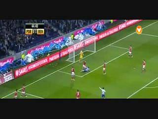FC Porto, Jogada, Alex Sandro, 45m