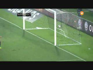 Liga (8ª J): Resumo V. Guimarães 1-1 Académica