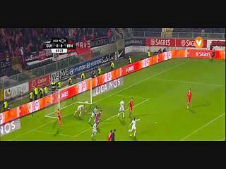 Benfica, Jogada, Pizzi, 65m