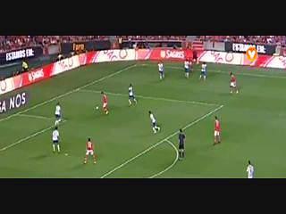 Benfica, Jogada, K. Mitroglou, 31m