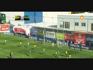 Sporting, Jogada, Montero, 56m